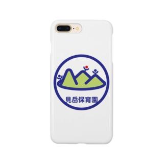 パ紋No.3203 見岳保育園 Smartphone cases