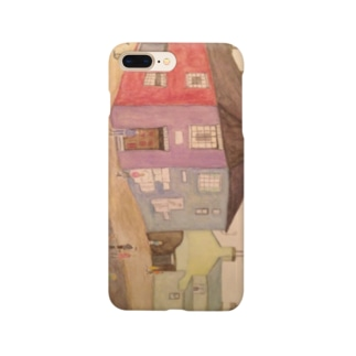 日本で満開に花開いたロウリー:Lowry in full Japanese bloom Smartphone cases