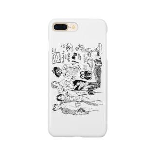 とぅでいこーで Smartphone cases
