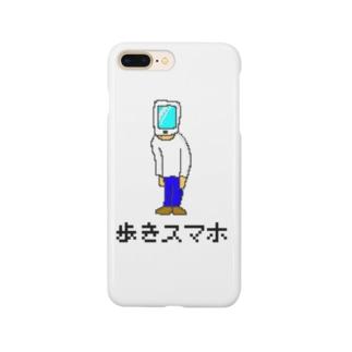 歩きスマホグッズVer1.0 Smartphone cases