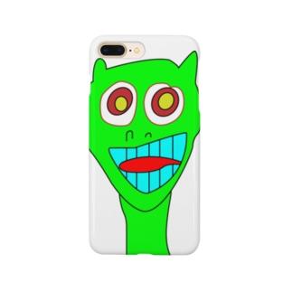 野良猫ギャピー!!! Smartphone cases