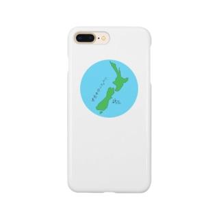 ニアピン日本列島 Smartphone cases