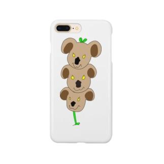 植物✖︎コアラ Smartphone cases