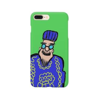 JUNSEN(純仙)ロマーニョ国王 Smartphone cases