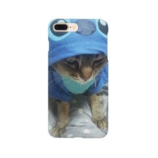 着ぐるみねこちゃん Smartphone cases