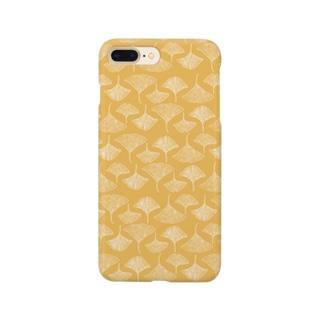 イチョウスマホケース Smartphone cases