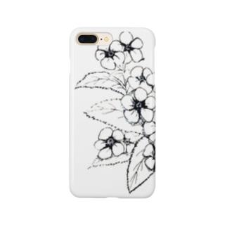 らっとぅヤマルリソウシリーズ Smartphone cases