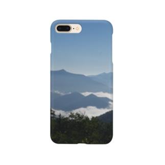 大雪山 Smartphone cases