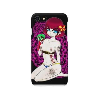 白雪姫スマホカバー Smartphone cases