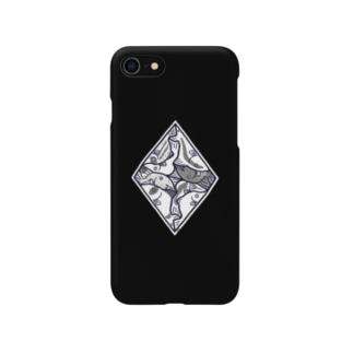 組み合わせコリドラス-Combination of corydoras- Smartphone Case