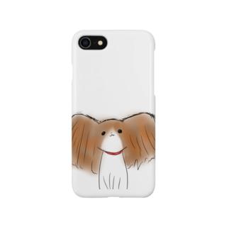 パピヨン Smartphone cases