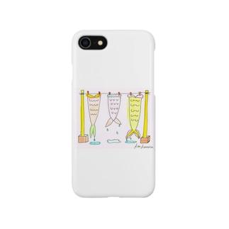 人魚姫の洗濯日和 Smartphone cases