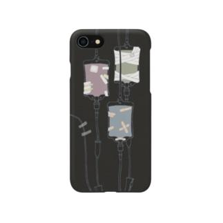 ソーコの点滴 Smartphone cases