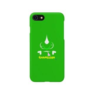 カメレオン Smartphone cases