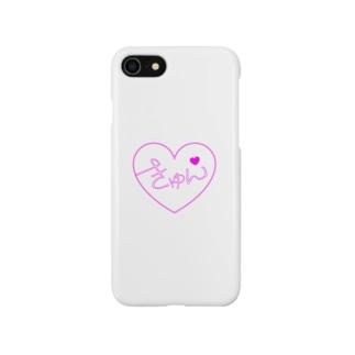 きゅん ハート Smartphone cases
