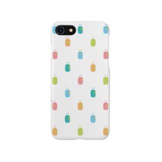 地球外生命体ドット Smartphone cases