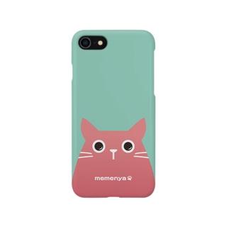 めめにゃ Smartphone cases