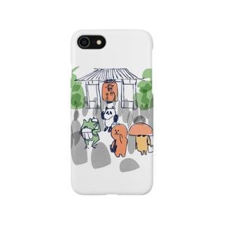 浅草のおもいで Smartphone cases