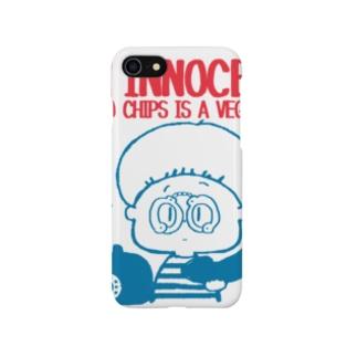 innocent chips  スマートフォンケース