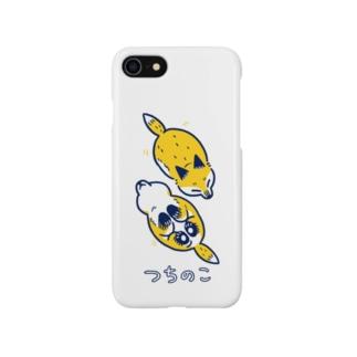 つちの狐2 Smartphone cases