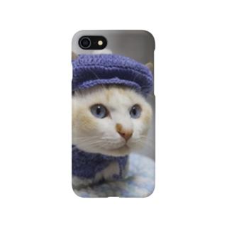 はくちゃん Smartphone cases