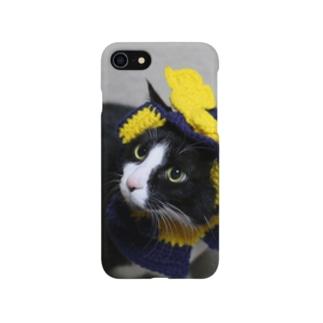 兜被った太郎さん Smartphone cases