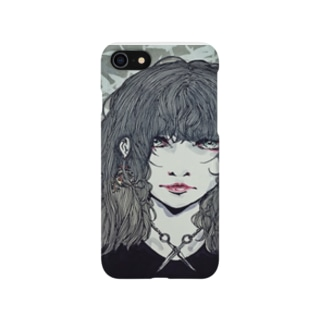 UNNAMED女子 Smartphone cases