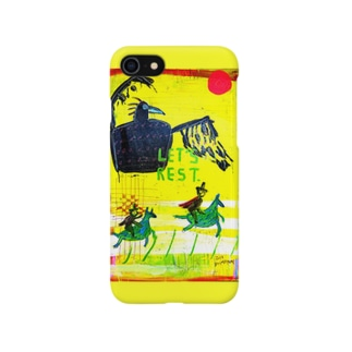 POP ART(道に迷ったら) Smartphone cases