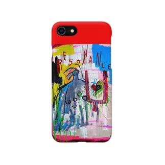 POP ART(RESONANCE) Smartphone cases