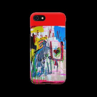 DoiMayumiのPOP ART(RESONANCE) Smartphone cases
