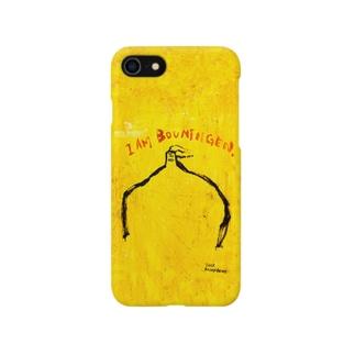 POP ART(I AM BOUNINGEN.) Smartphone cases