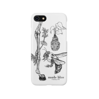 Kumanbachi , Bone of house & Spring plants Smartphone cases
