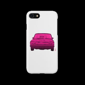 猫山アイス洋品店の中古車 Smartphone cases