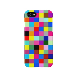 color chart Smartphone cases