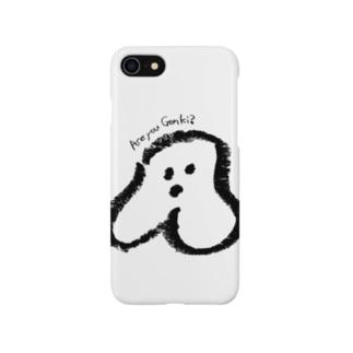 かにゅ (ほっぺの生き霊) Smartphone cases