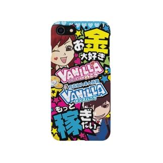 OKANE★KASEGITAI スマートフォンケース