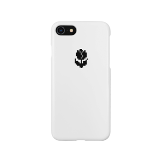 nyanderful timeのチューリップ Smartphone cases