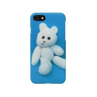 熊吉(くまきち) Smartphone cases
