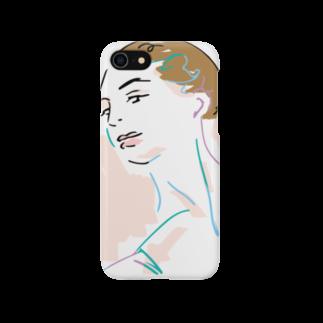 sumireiro01の美女55 Smartphone cases