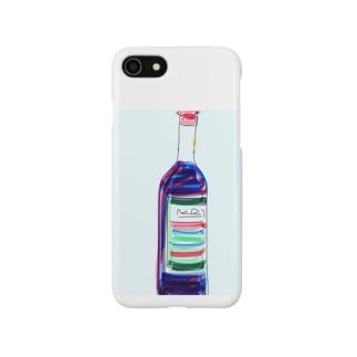 ワインボトル Smartphone cases