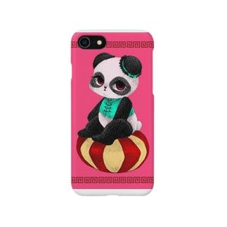 チャイニーズパンダ★みゅんみゅん Smartphone cases