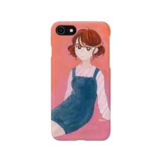 お気に入りの洋服 Smartphone cases