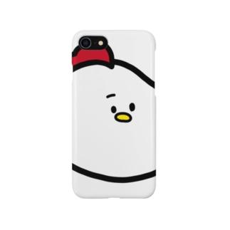 ニワトリ Smartphone cases