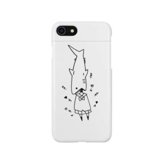 サメメ Smartphone cases