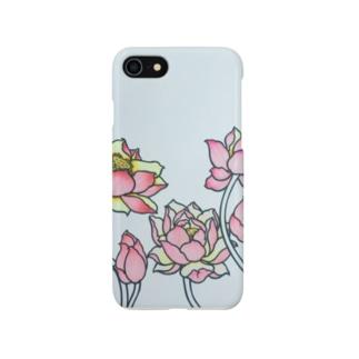 睡蓮。 Smartphone cases