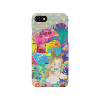 Alice in Wonder Radio World Smartphone cases