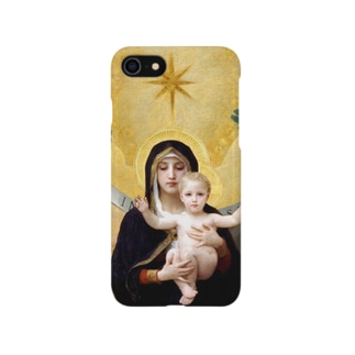 glyko ぐりこのHoly mother iPhoneケース Smartphone cases