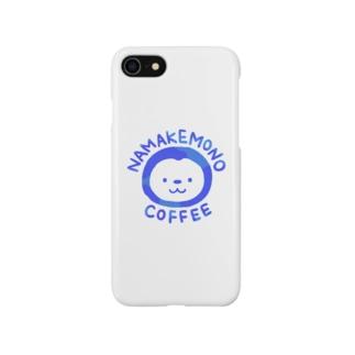 ナマケモノコーヒー店 Smartphone cases