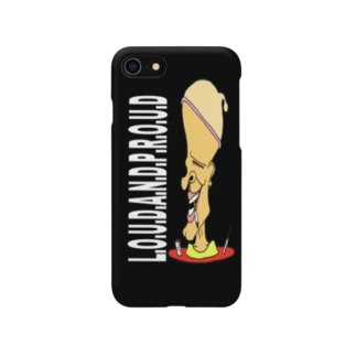 LOUDANDPROUD Smartphone cases