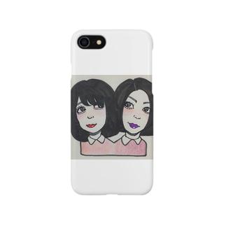 ガールフレンド Smartphone cases